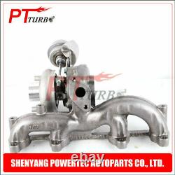 038253016K VW Touran 1.9 TDI 77/74/66 KW turbo charger BJB BKC BXE 54399700022