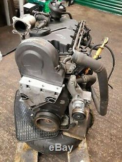 05 Skoda Fabia VW Golf mk4 Audi A3 1.9 TDI ATD Engine With Injectors and Pump