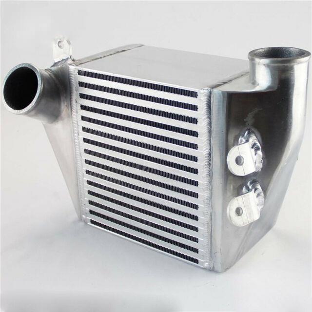 130mm Aluminium Ladeluftkühler Für Vw Golf Mk4 Bora Audi A3 1,8t 1,9tdi Neu