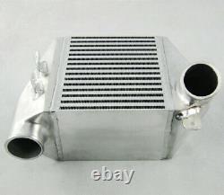 130mm Side Mount Ladeluftkühler Für VW GOLF MK4 BORA AUDI A3 1,8T 1,9TDI Motor