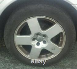 16 AUDI TT pcd 5x100 ALLOY WHEELS VW transporter MK4 BORA GOLF A3 SEAT LEON TDI