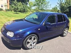 1999 Mk4 Vw Golf 1.9 Gt Tdi Blue