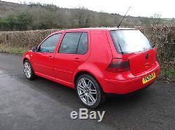 1999 Vw Volkswagen Golf Gt Tdi Mk4
