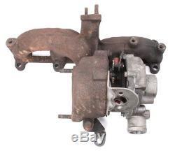 1.9 TDI ALH Turbocharger 01-04 VW Jetta Golf MK4 Beetle Turbo. 038 253 019 C