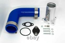 1.9tdi Egr Deletes Kit Race Pipe Silicone Elbow Pd130 Pd150 Asv Arl Mk4 Golf