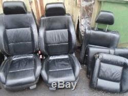 2000 Vw Golf Mk 4 1.9 Gt Tdi Leather Seats With Door Cards Arm Rest