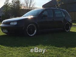 2001 Volkswagen Golf Mk4 Tdi Se Brown