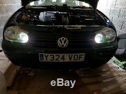 2001 Volkswagen VW Golf MK4 1.9 GT TDI PD Engine SPARES or REPAIR