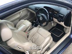 2002 (52) Volkswagen VW Mk4 Golf 1.9 GT TDI Highline PD 130 BHP Indigo Blue
