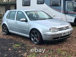2002 MK4 VW Golf 1.9TDi 150BHP (117k)