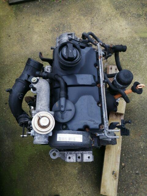 2002 Mk4 Vw Golf 1.9 Tdi Diesel Engine Atd