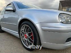 2002 Mk4 Volkswagen Golf 1.9 TDI PD 150 GTI 25th Anniversary Limited Edition