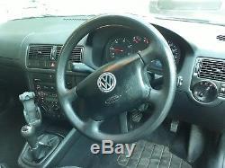 2002 VW Golf MK4 TDI 1.9 PD100