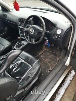 2002 VW Golf mk4 GT TDI 150bhp 3door Spares Repairs
