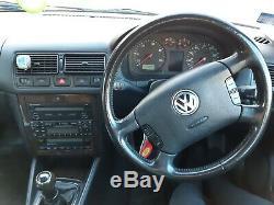 2002 Volkswagen Golf MK4 1.9 GT TDI PD (150) 5dr 6 Speed Manual