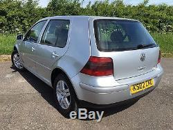 2002 Volkswagen Golf Mk4 Gt Tdi 130 Diesel With Mot And New Clutch