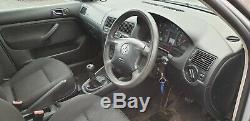 2002 Vw Golf Mk4 1.9 Tdi