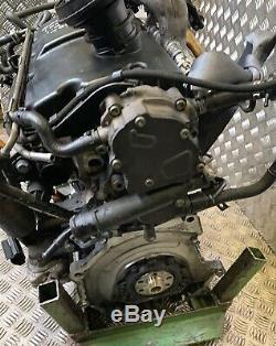 2002 Vw Golf Mk4 1.9 Tdi Diesel Engine + Injectors Manual 100k Atd