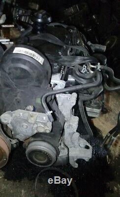 2002 Vw Golf Mk4 1.9tdi Diesel Asz Pd 130bhp 6 Speed Manual Bare Engine
