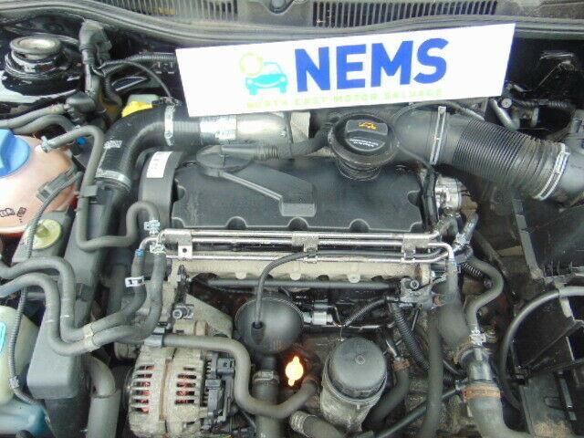 2003 Mk4 Vw Golf 1.9 Tdi Diesel Engine Asz