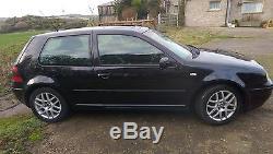 2003 VOLKSWAGEN MK4 GOLF GT TDI 150bhp