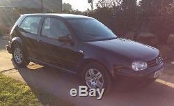 2003 VW Golf GT TDI 130 mk4