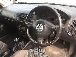 2003 Volkswagen Golf Mk4 Gt Tdi Pd 130 Silver