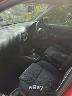 2003 Volkswagen Golf PD150 GTI TDI GTTDI mk4 12 months MOT
