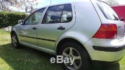 2003 Vw Golf 1.9 Tdi Mk4
