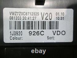 2004 Volkswagen Golf Mk4 1.9 Tdi Arl Engine Ecu Kit 038906019kg 0281011193 195k