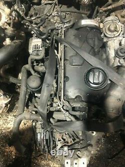 2004 Vw Golf Mk4 1.9 Tdi Complete Engine Code Asz