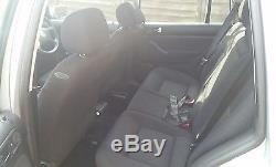 2005 Volkswagen Golf Mk4 1,9 Tdi S 100 Bhp Silver Estate