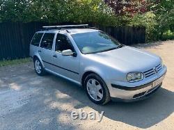 2005 Volkswagen Golf MK4 Estate SE 1.9TDI PD130 130BHP, FSH & LOTS OF WORK DONE
