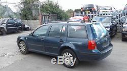 2005 Vw Golf Mk4 (1j) 1.9 Tdi Pd130 Engine, Code Asz, Bare + Injectors And Pump