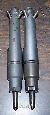 (2)fuel Injector Cyl. 1,2,4 Vw Beetle Jetta Golf Mk4 1.9l Diesel Tdi Alh Manual