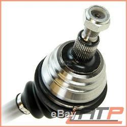2x DRIVESHAFT FRONT LEFT LH + RIGHT RH VW BORA 1J GOLF MK 4 1J 1.9 TDI