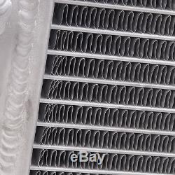 42mm Alloy Race Sport Radiator Rad For Vw Volkswagen Golf Mk4 1.8t Gti Tdi Fsi