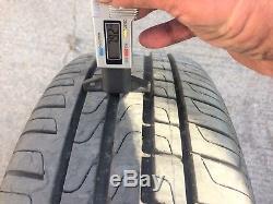 4X VW GOLF MK4 1.8t gti 1.9 tdi MONTREAL II ALLOY WHEELs & TYREs