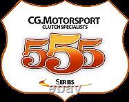 555 Supersport Twin Clutch & Flywheel For VW Golf MK4 1.9TDi 4 ARL-ASZ Engine