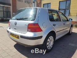 66k Miles Cambelt Volkswagen VW Golf 1.9 L Diesel TDI SE Manual 5 Doors MK4