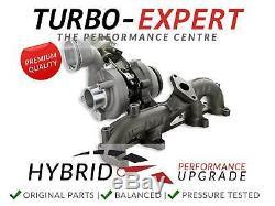 751851 Hybrid Turbocharger 1.9 Stage 2 Billet Wheel
