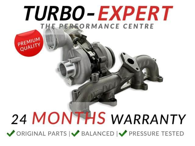 751851 Reconditioned Turbocharger 1.9 Standard