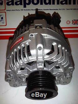 AUDI A3, VW GOLF MK4, SKODA OCTAVIA 1.9 TDI NEW RMFD 70amp ALTERNATOR 1996-99