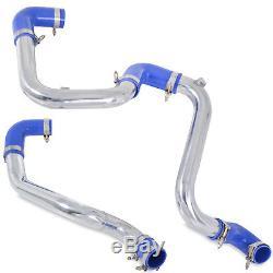 Alloy Intercooler Fmic Hard Pipe Kit For Vw Golf Mk4 Bora 1.9 Tdi Pd150 97-04