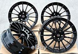 Alloy Wheels X 4 17 Dtd Dg1 GB Fit Vw Golf Mk4 Polo Gti Tdi All Models
