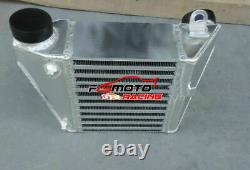 Aluminum Side Mount Cooler Intercooler FOR GOLF VW MK4 AUDI A3 BORA 1.8 1.9TDI