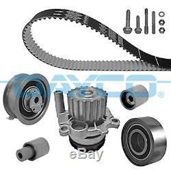 Audi A3 Vw Bora Golf Mk4 1.9 Tdi Dayco Timing Belt & Water Pump Kit Ktbwp3600