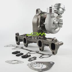 Audi / Ford / Seat / Skoda / VW 1,9TDI GT1749V 713673 Turbo+gasket AUY / AJM ATD