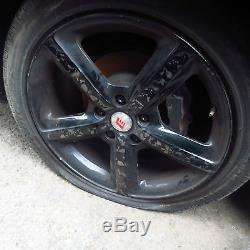 Audi Q7 3.0 Tdi S-line Quattro Bug / Jxx / Lz9y Complete Customised Wheel Set