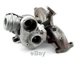 Audi, Skoda, Seat, VW 1.9TDI 720855 160 HP (Hybrid) Turbocharger / Turbo